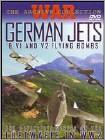 German Jets & V1 & V2 Flying Bombs (Black & White) (DVD)