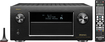 Denon - In-Command 2340W 9.2-Ch. Network-Ready 4K Ultra HD and 3D Pass-Through A/V Home Theater Receiver - Black