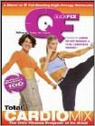 Quick Fix: Total Cardio Mix [2 Discs] (DVD) (Eng)