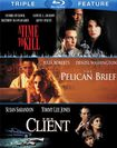 A Time To Kill/the Pelican Brief/the Client [3 Discs] [blu-ray] 1515039