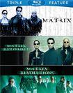 The Matrix/thematrix Reloaded/thematrix Revolutions [3 Discs] [blu-ray] 1515075
