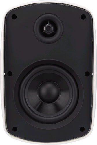 Russound - Acclaim 5 Series 5-1/4 2-Way Indoor/Outdoor Speakers (Pair) - White