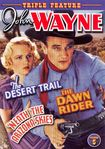 John Wayne, Vol. 5: Desert Trail/dawn Rider/'neath The Arizona Skies (dvd) 15173241