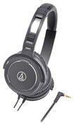 Audio-Technica - Solid Bass Over-the-Ear Headphones - Black