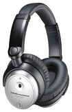 Audio-Technica - QuietPoint Active-Noise-Canceling Over-the-Ear Headphones - Black
