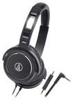 Audio-Technica - Solid Bass Over-the-Ear Headphones - Black