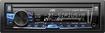 JVC - Built-In Bluetooth - Apple® iPod®-Ready - Satellite Radio-Ready - In-Dash Receiver - Black