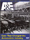 A&E Top 10: Cars that Changed the Automotive Industry (DVD) (Eng) 1999