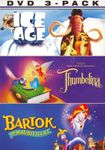 Ice Age/thumbelina/bartok The Magnificent [3 Discs] (dvd) 15230395