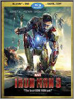 Iron Man 3 (Blu-ray Disc) (2 Disc) (Enhanced Widescreen for 16x9 TV) (Eng/Fre/Spa) 2013