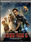 Iron Man 3 (DVD) (Digital Copy) 2013