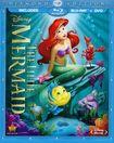 The Little Mermaid [diamond Edition] [2 Discs] [blu-ray/dvd] 1524367