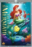 The Little Mermaid [diamond Edition] [2 Discs] [dvd/blu-ray] 1524394