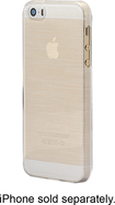 Dynex™ - Case for Apple® iPhone® 5 and 5s - Clear
