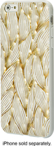 Dynex™ - Case for Apple® iPhone® 6 Plus - Gold/White