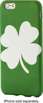 Dynex™ - Case for Apple® iPhone® 6 - Green/White