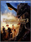 Dragonheart 3: The Sorcerer's Curse (Blu-ray Disc) (2 Disc) (Eng/Fre/Spa) 2015