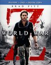World War Z [unrated] [2 Discs] [includes Digital Copy] [blu-ray/dvd] 1530386
