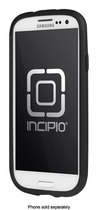 Incipio - DualPro Case for Samsung Galaxy S III Cell Phones - Black