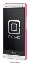 Incipio - feather Snap-On Case for HTC One Cell Phones - Neon Pink