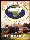 Steam Around the World: The African Archives (DVD) (Eng)