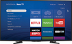 "Insignia™ - 55"" Class (54.6"" Diag.) - LED - 1080p - Smart - HDTV Roku TV - Black"