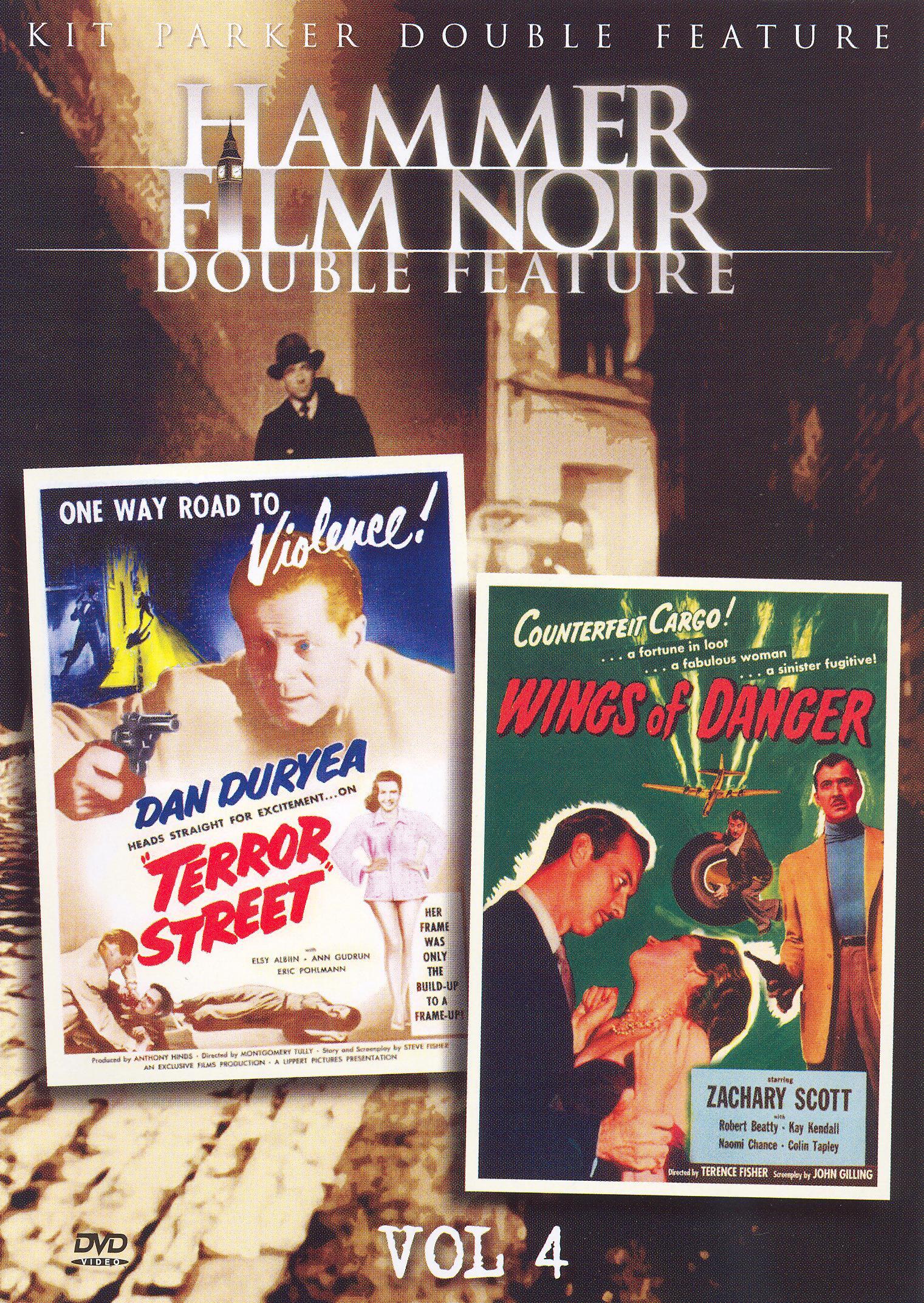 Hammer Film Noir Double Feature, Vol. 4 (dvd) 15335558