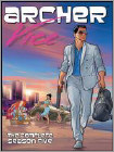 Archer: Season 5 [2 Discs] (DVD)