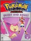 Pokemon Advanced Battle, Vol. 6: Deceit & Assist (DVD) (Eng)