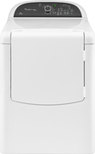 Whirlpool - Cabrio Platinum 7.6 Cu. Ft. 9-Cycle Gas Dryer - White