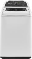 Whirlpool - Cabrio Platinum 4.8 Cu. Ft. 13-Cycle High-Efficiency Top-Loading Washer - White