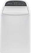 Whirlpool - Cabrio Platinum 4.5 Cu. Ft. 11-Cycle High-Efficiency Top-Loading Washer - White