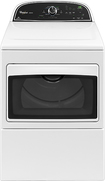 Whirlpool - Cabrio 7.4 Cu. Ft. 9-Cycle Gas Dryer - White