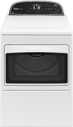 Whirlpool - Cabrio 7.4 Cu. Ft. 9-Cycle Electric Dryer - White