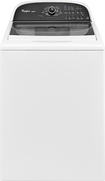 Whirlpool - Cabrio 3.8 Cu. Ft. 13-Cycle High-Efficiency Top-Loading Washer - White