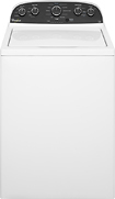 Whirlpool - Closeout 3.8 Cu. Ft. 12-Cycle High-Efficiency Top-Loading Washer  - White