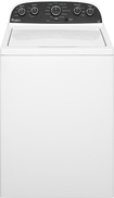 Whirlpool - 3.6 Cu. Ft. 12-Cycle Top-Loading Washer - White