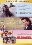 Triple Feature: Mr. Wonderful/michael/doc Hollywood [2 Discs] (dvd) 15379635