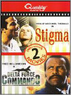 Stigma/Delta Force Commando [2 Discs] (DVD) (Eng)