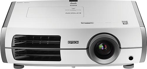 Epson - PowerLite Home Cinema 8345 1080p 3LCD Projector