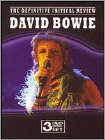 David Bowie: The Definitive Critical Review (DVD) (3 Disc) (Eng)