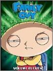 Family Guy Vol. 11 (3 Disc) (DVD)