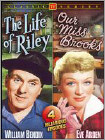50s TV Comedy Double Feature: Life Of Riley (DVD)