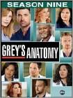 Grey's Anatomy: The Complete Ninth Season [6 Discs] (DVD)