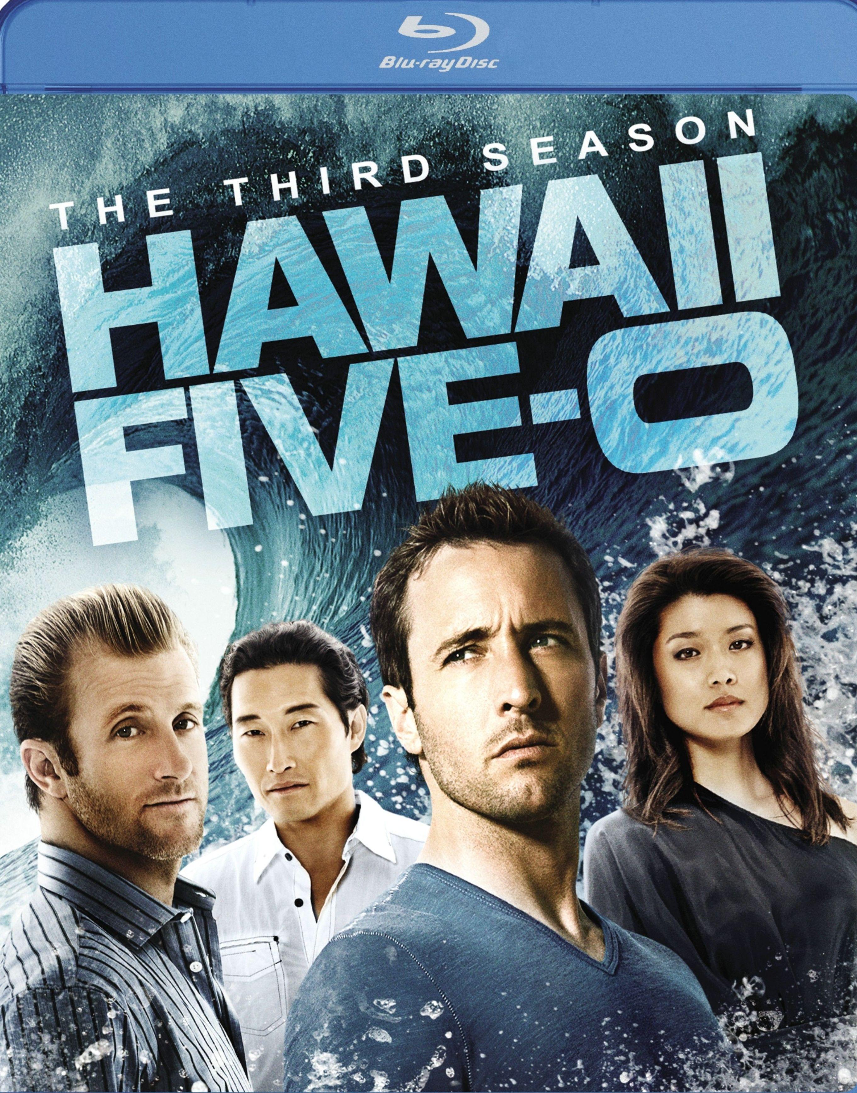 Hawaii Five-0: The Third Season [6 Discs] [blu-ray] 1551493