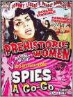Johnny Legend's Deadly Doubles, Vol. 3: Prehistoric Women/Spies A Go-Go (DVD) (Enhanced Widescreen for 16x9 TV)