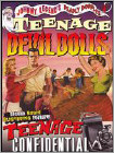 Johnny Legend's Deadly Doubles, Vol. 4: Teenage Devil Dolls/Teenage Confidential (Black & White) (Colorized) (DVD) (Black & White) (Eng)