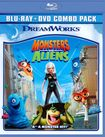 Monsters Vs. Aliens [2 Discs] [blu-ray/dvd] 1559404