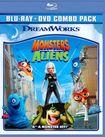 Monsters Vs. Aliens [2 Discs] [blu-ray/dvd] 1559404