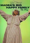 Tyler Perry's Madea's Big Happy Family: The Play (dvd) 1561084